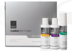 CLENZIderm, acne treatment